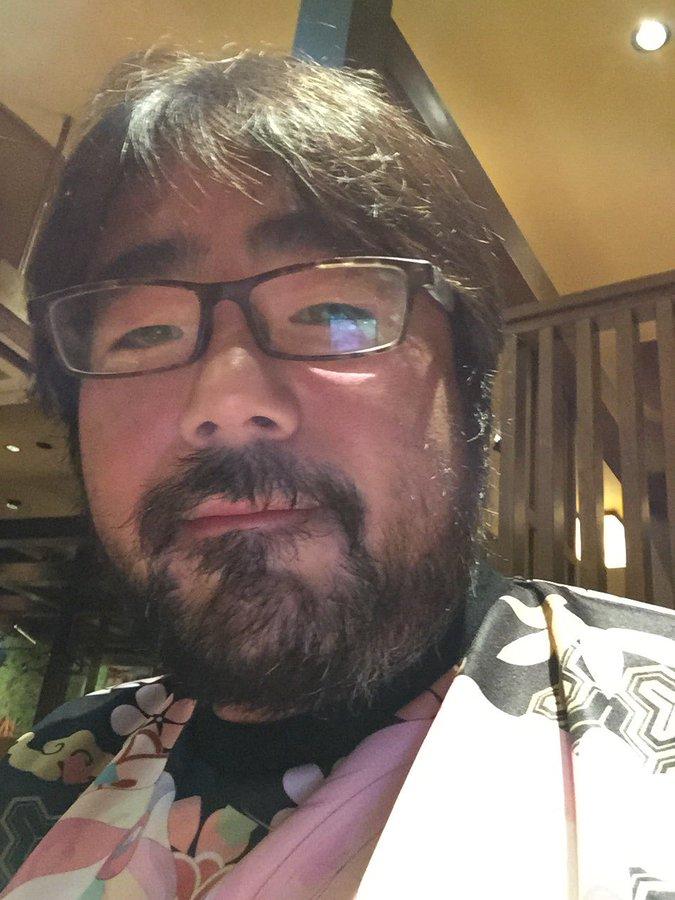 ゲームマスターXよっさんみすぼらしい汚いヒゲ面画像