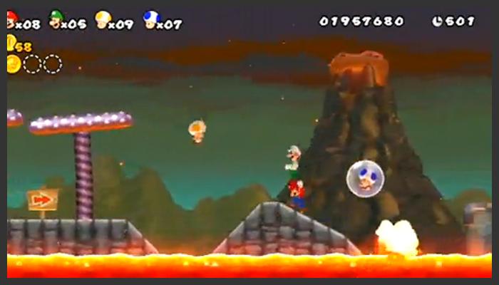 ゲーム 任天堂 盛り上がる New スーパーマリオブラザーズ Wii