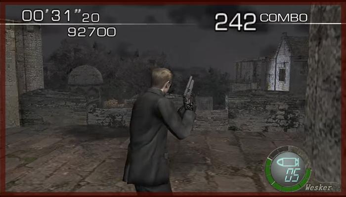 ゲーム 音楽 ゲームミュージック バイオハザード4 The Mercenaries Wesker