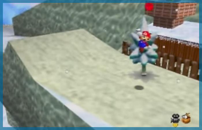 ゲーム 任天堂 音楽 冬 スーパーマリオ64 さむいさむいマウンテン