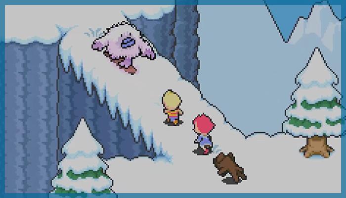 ゲーム 任天堂 音楽 冬 MOTHERシリーズ SNOWMAN