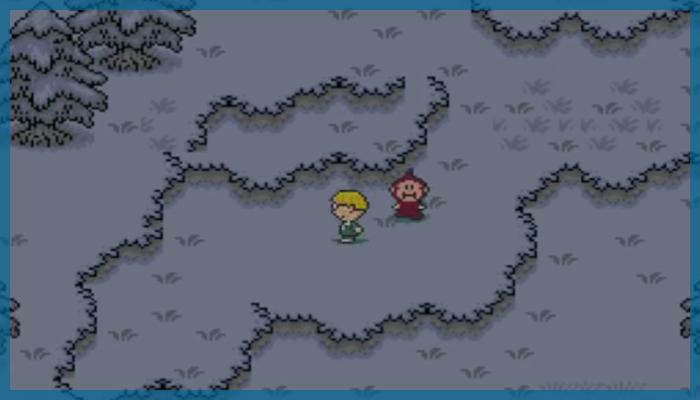 ゲーム 任天堂 音楽 冬 MOTHER2 ギーグの逆襲 ウィンターズのテーマ