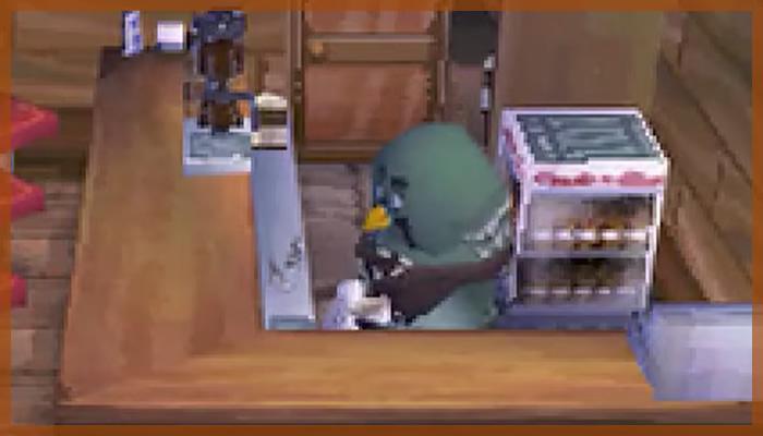 ゲーム 任天堂 音楽 作業用BGM ゲームミュージック アンニュイ 憂鬱 午後 おいでよどうぶつの森 純喫茶 『ハトの巣』