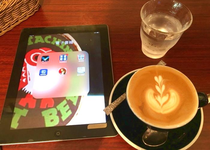 東京都内にあるブックカフェ、BOOKSHELF CAFEの紹介