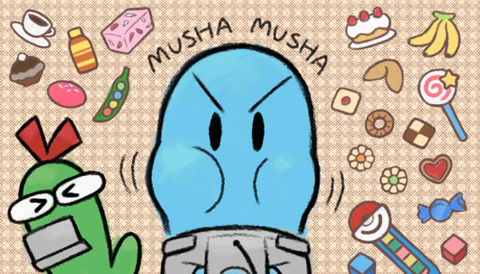 ゲームで遊ぶときにオススメの美味しいお菓子を紹介します!