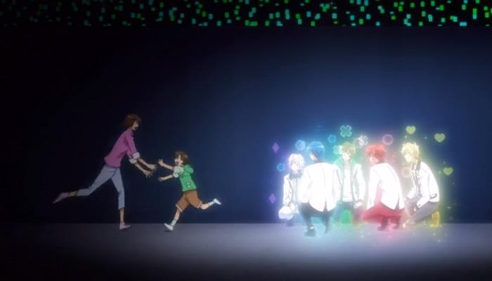 女性向けアイドルアニメ、ドリフェス!のストーリーの名場面・珍場面・面白いシーンの紹介