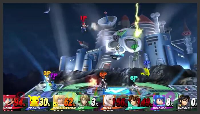 ゲーム 任天堂 盛り上がる 大乱闘スマッシュブラザーズ for Wii U