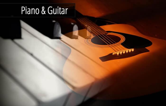 Radio Artのオススメジャンル(Piano&Guitar)を紹介