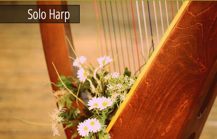 Radio Artのオススメジャンル(Solo Harp)を紹介
