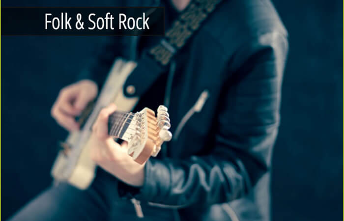 Radio Artのオススメジャンル(Folk&Soft Rock)を紹介