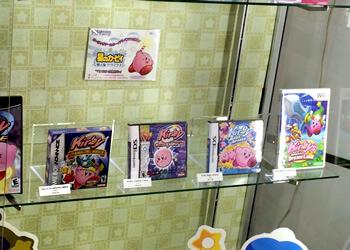 星のカービィ歴代のソフト、海外版Kirby