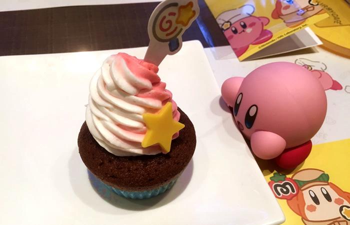 むてきキャンディー カップケーキ、580円を注文