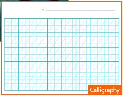 f:id:ganapati55:20180313180254j:plain:alt=カリグラフィ用の台紙