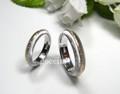 クラシックな結婚指輪