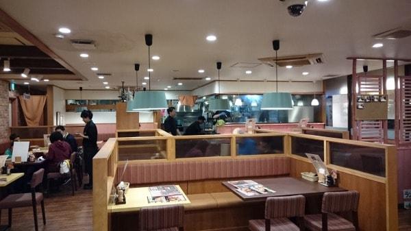 ステーキハウス松木所沢上安松店の店内写真