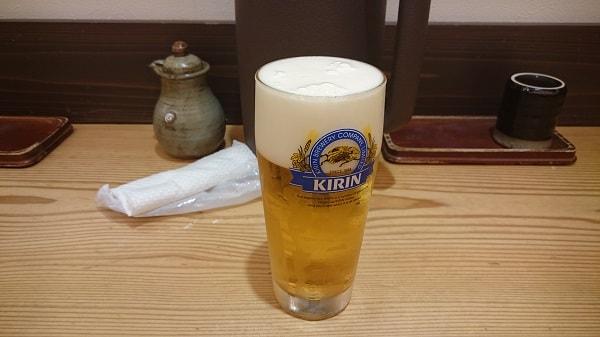 旬 魚米処 小生ビール