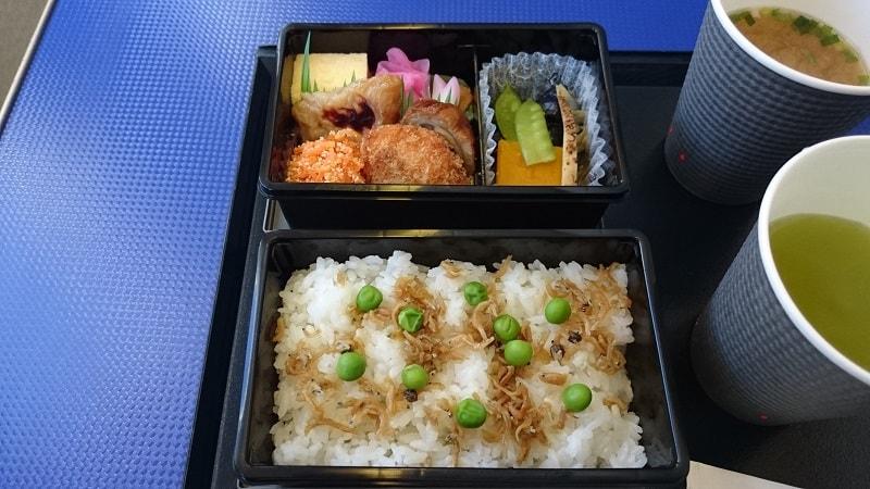 4月22日2158便 那覇 ⇒ 成田 GOZEN 開封後