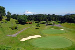 ラフォーレ修善寺 ゴルフ場の写真
