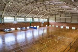 ラフォーレ修善寺 体育館の写真