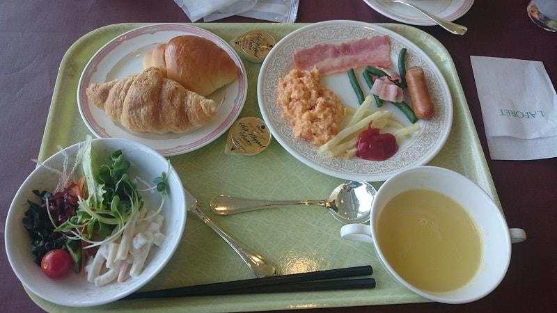 ラフォーレ修善寺 朝食