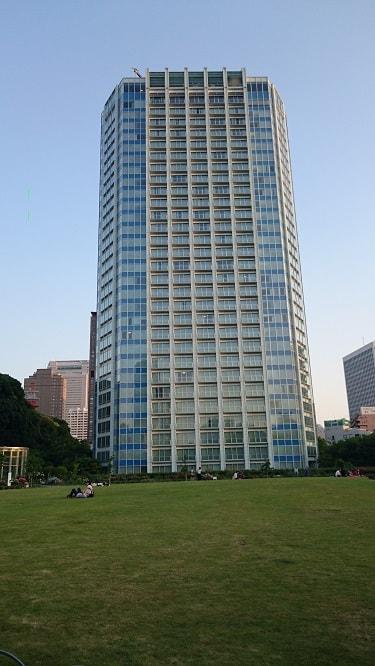 ザ・プリンス パークタワー東京 全景