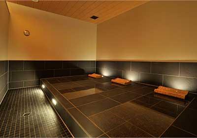 伊豆マリオットホテル修善寺のサウナ