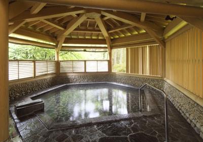 富士マリオットホテル山中湖の大浴場