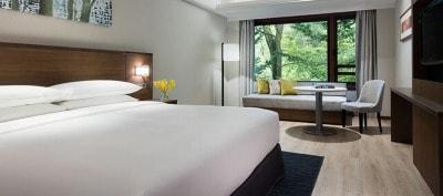 軽井沢マリオットホテルの客室