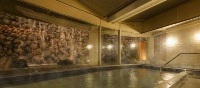 軽井沢マリオットホテルの大浴場