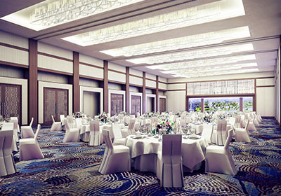 琵琶湖マリオットホテルのバンケット