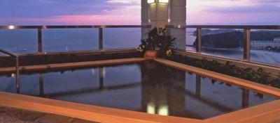 南紀白浜マリオットホテルの大浴場