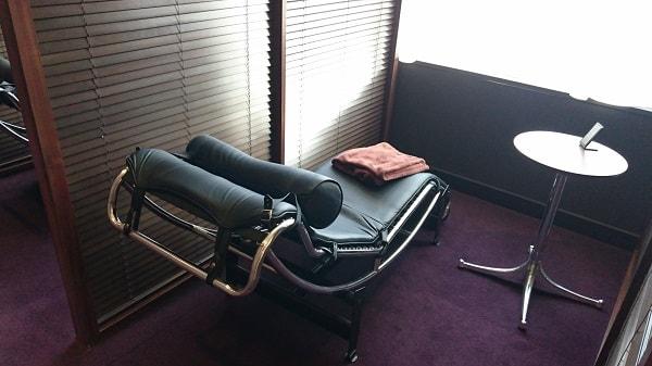 品川プリンスホテル Nタワー ビジネスラウンジ 仮眠スペース