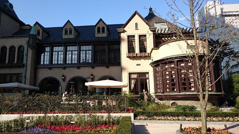 赤坂プリンス クラシックハウスの外観
