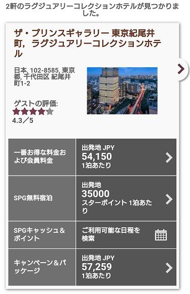 ラグジュアリーコレクションでのザ・プリンスギャラリー 東京紀尾井町の紹介