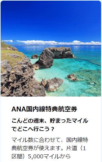 ANA特典航空券アイコン