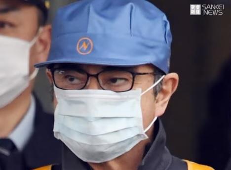 カルロス・ゴーン 変装