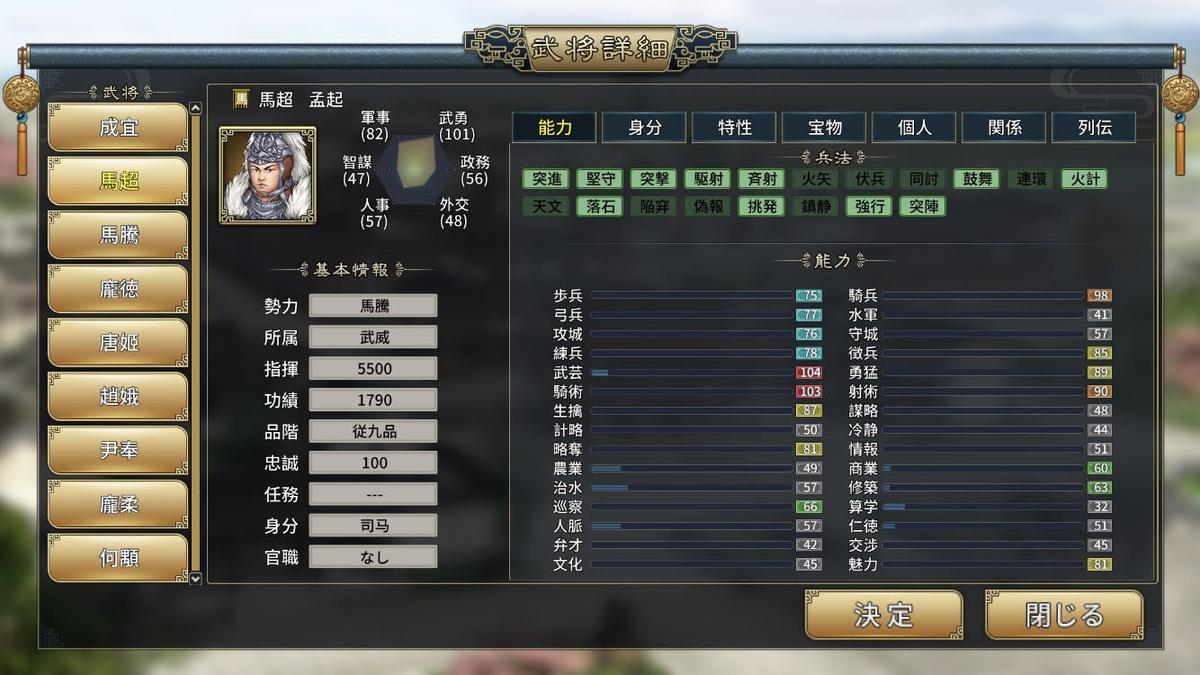 三國志漢末霸業』