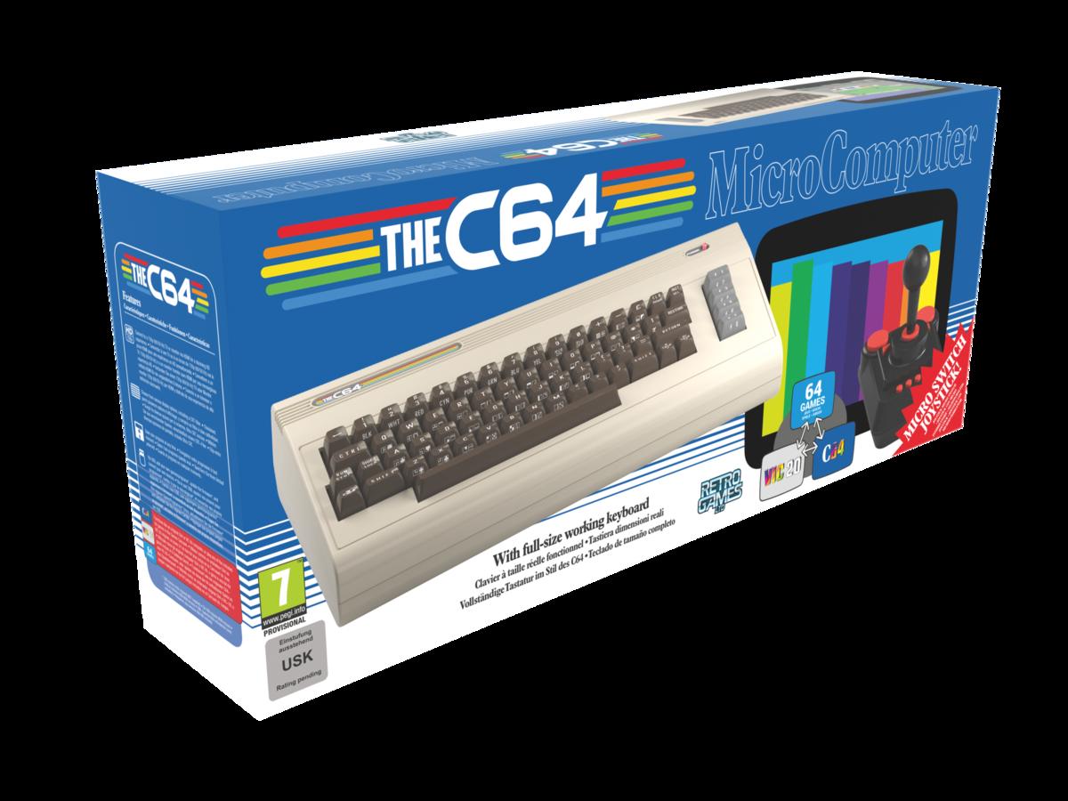 THE C64 コモドール64