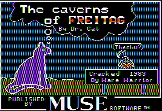 The Caverns of Freitag