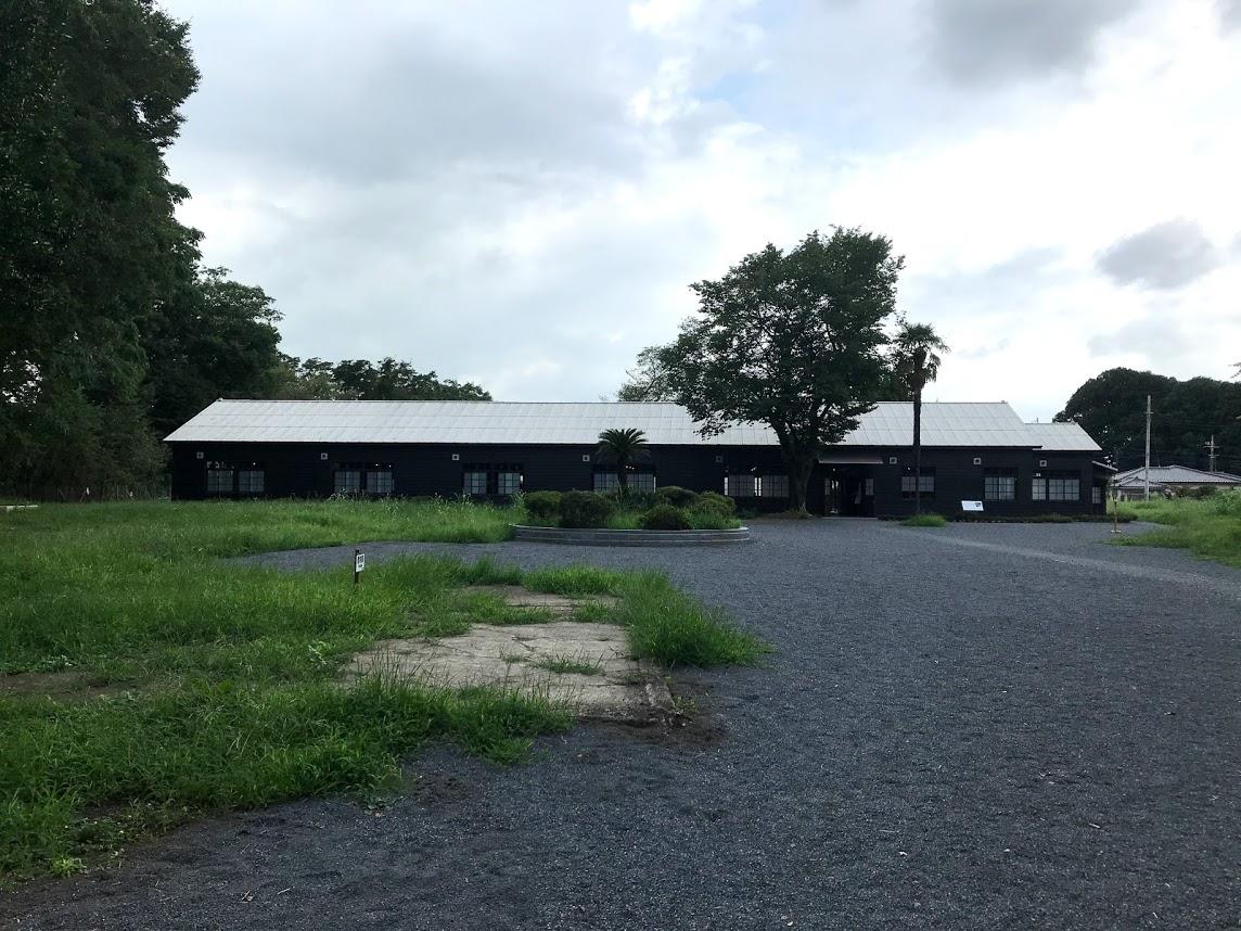 桶川飛行学校平和祈念館