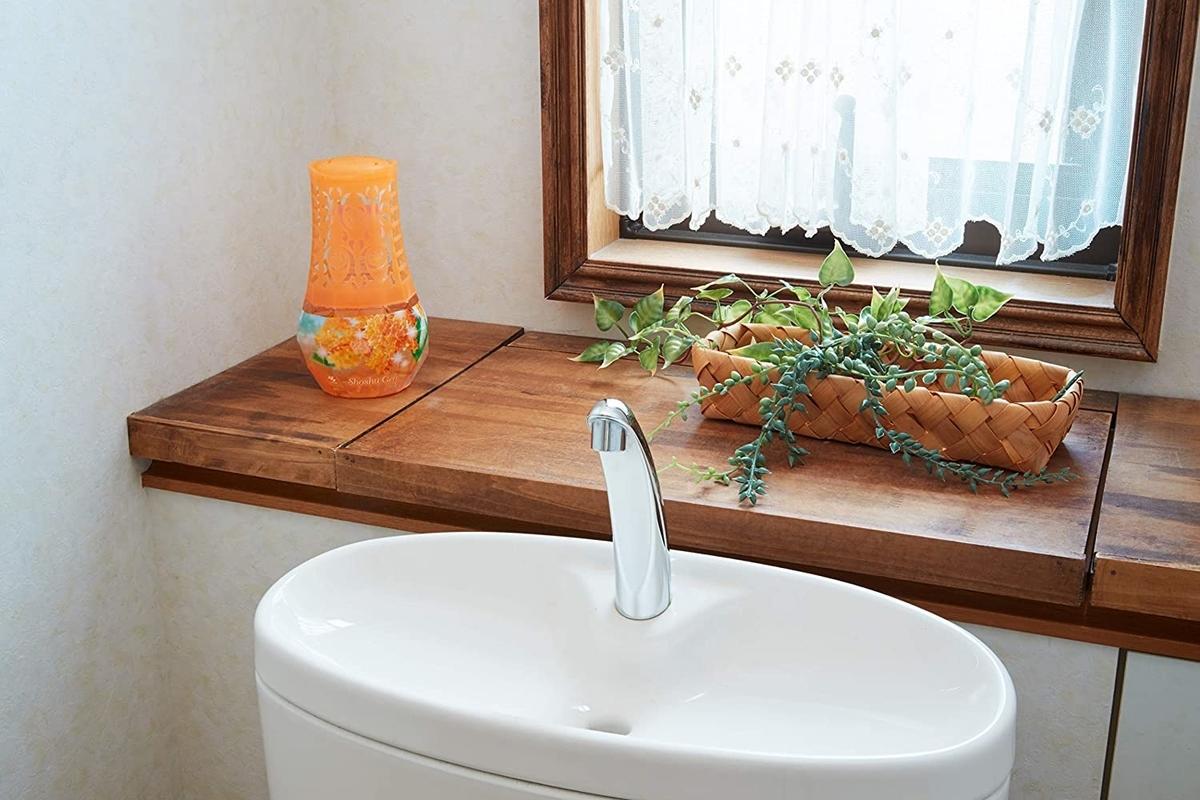 トイレの消臭元 キンモクセイ 芳香剤