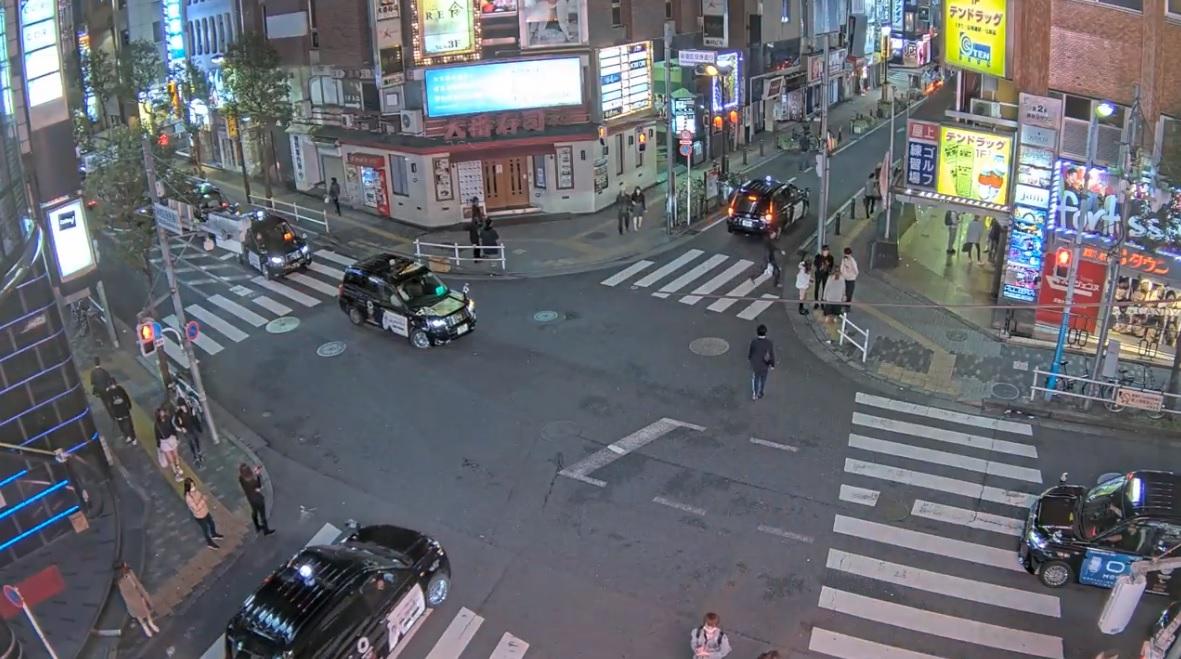 【LIVE】歌舞伎町ライブカメラ Shinjuku Kabukicho Live Camera
