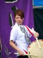 2011年7月30日 松本城