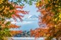 2013年11月14日 山梨県河口湖
