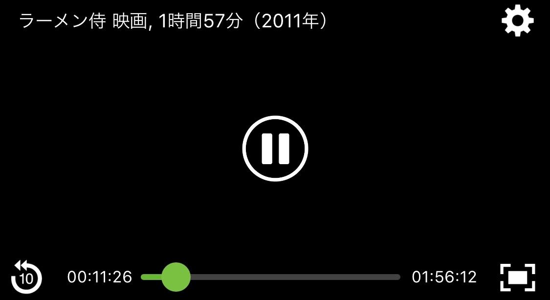 ボクは映画「ラーメン侍」を10分強で観るのをやめた。