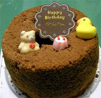 つやケーキ