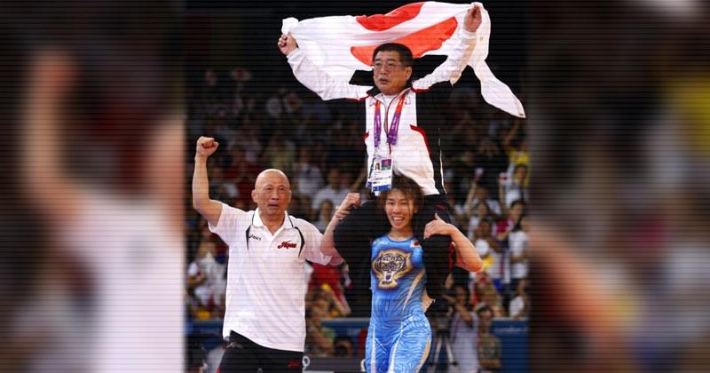 吉田沙保里選手の父・栄勝さん
