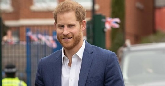 Prince Harry's new job: what is a chief impact officer? | News | The Sunday Times