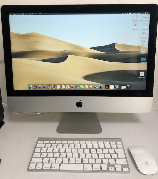 iMacの写真