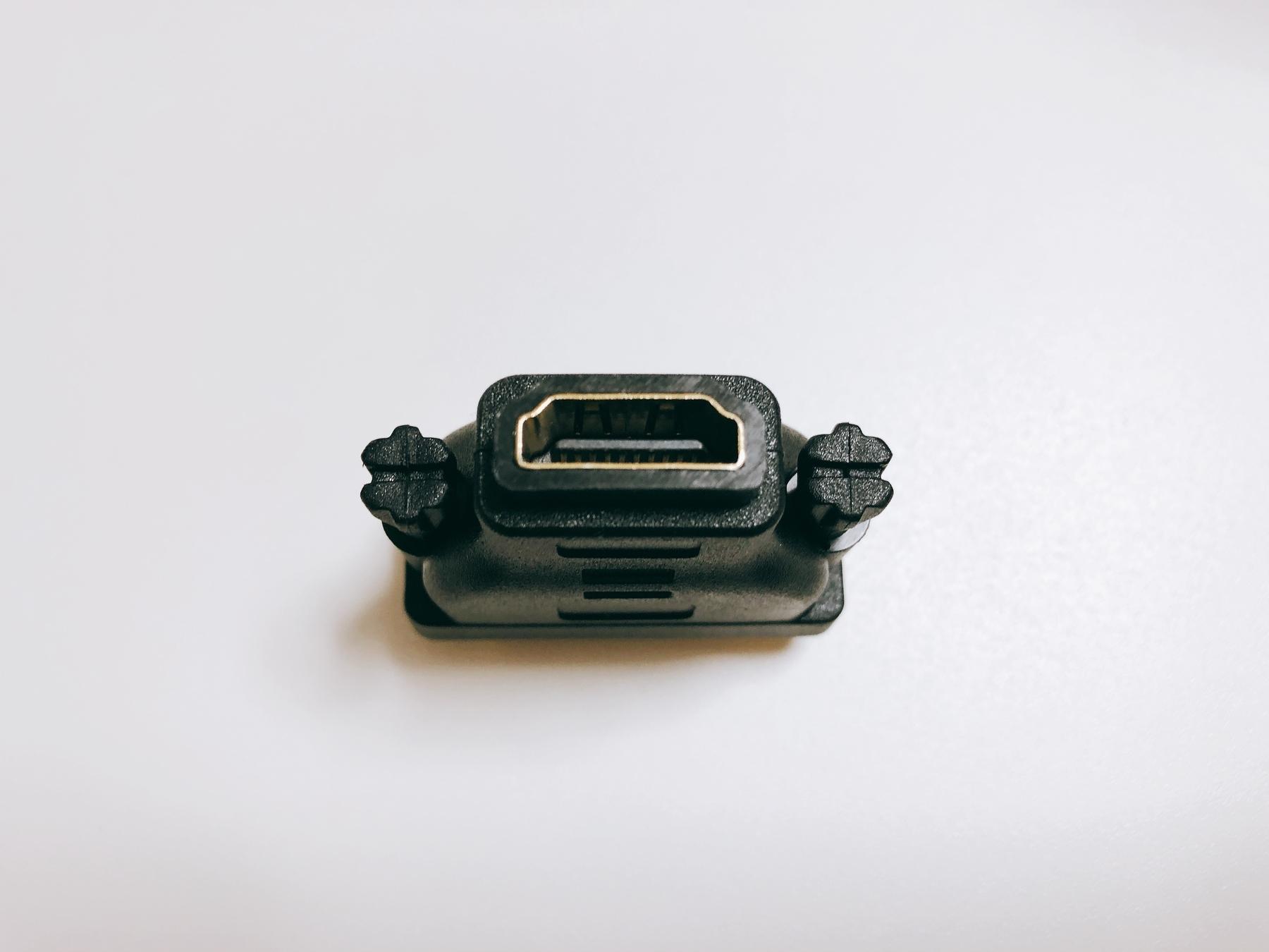 HDMI-DVI変換アダプタ2